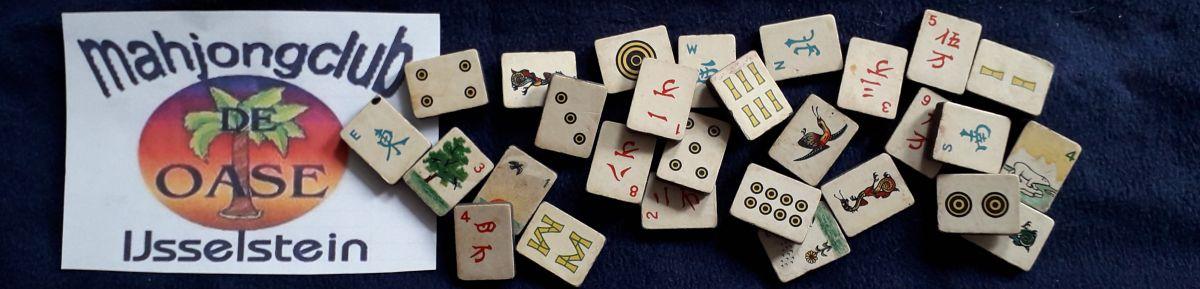 Mahjong club 'de Oase'
